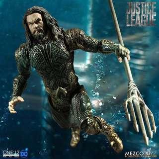 Mezco Aquaman Justice League