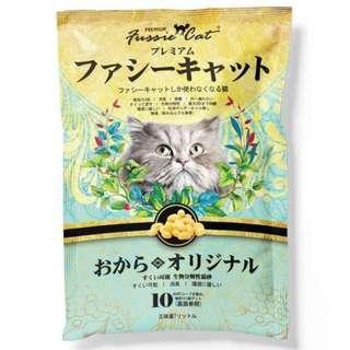 Fussie Cat Japanese Soybean Cat Litter 7L - Original