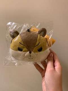 (購自日本)小松鼠八達通套