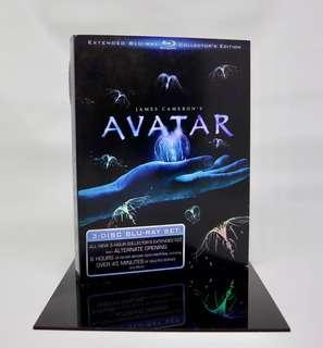 Blue Ray Ori film Avatar, isi 3 CD. Collectible Item Set