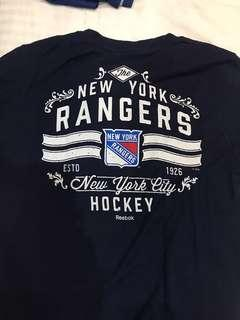 New York Rangers Hockey Tee