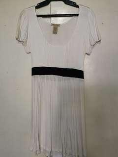 One Clothing White long top