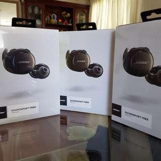 🚚 😚Bose Soundsport Free Wireless PROMO 😊😚