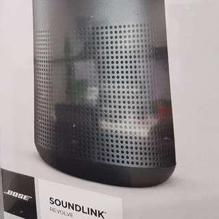🚚 **SPECIAL**Bose SoundLink Revolve Brand New and Sealed!