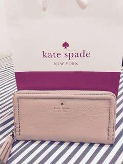 💝PRICE DROP! Must buy Sweet Elegant pink kate spade wallet