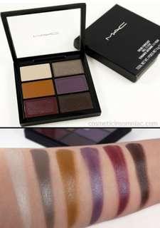"""ORIGINAL MAC Cosmetics cream eyeshadow palette in """" M.A.C.TREND FORECAST FALL 17"""""""