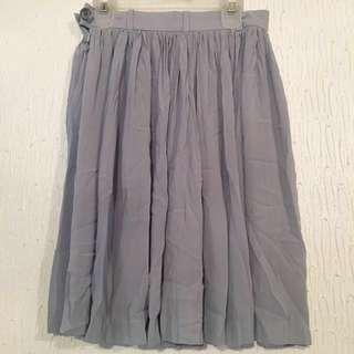 #CNYSALE #20OFF UNBRANDED Rippled Skirt