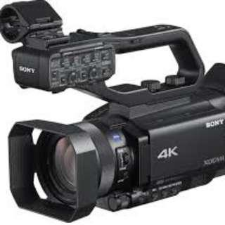 Seriously looking for anyone of this used video camera