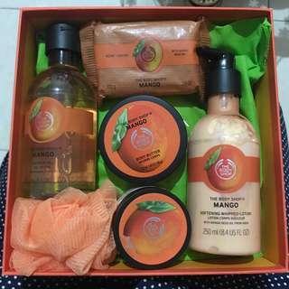 The Body Shop Paket Bodyshop Gift box