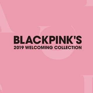 [PREORDER] BLACKPINK 2019 WELCOMING COLLECTION
