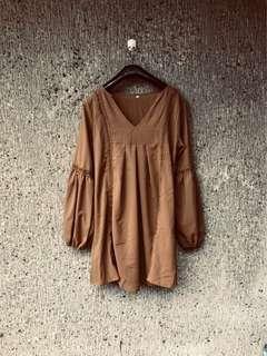 Boho short dress