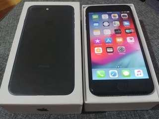 Apple Iphone 7 Plus 256GB Semi F.U Matte Black