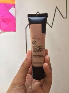 Matte Clay Clarifying Foundation