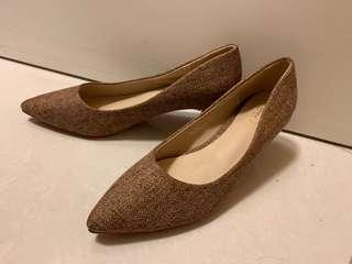 女裝低踭鞋