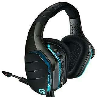 Logitech G633 Artemis Spectrum RGB 7.1 Surround Sound Headset