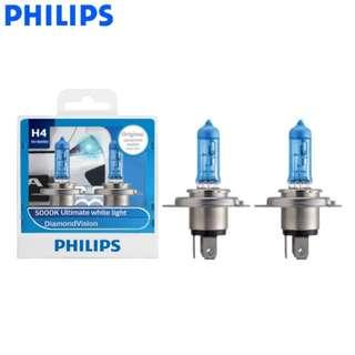 Philips DiamondVision H4