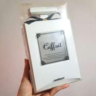 Coffret 首飾盒 化妝盒 Accessories box makeup box