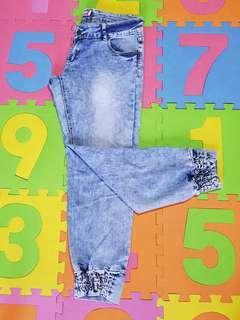 REPRICED Jogger pants s32