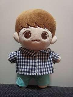 Baekhyun Inspired Doll Outfit