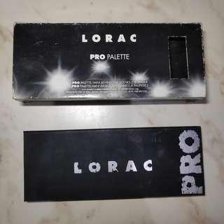 Authentic Lorac Pro Palette 1