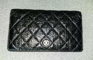 Chanel Wallet Lambskin Leather