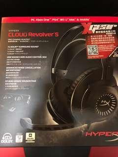 Hyper X cloud revolver S 95%new
