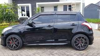 SWIFT 2016 HITAM MANUAL