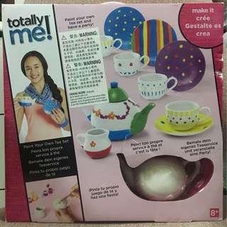 兒童DIY陶瓷上色套裝