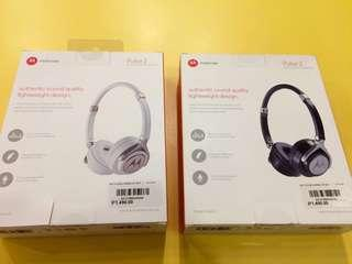 Motorola Pulse 2 brand new headphones