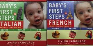 Living Language Baby's First Words
