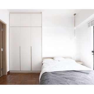 Master Ensuite @ The Bencoolen (4 MRTs within 5 Minutes)