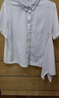 White Top For Office