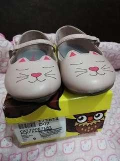 SmartFit Cat Face Flats Size 9