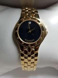🚚 Gold Watch by Wittnauer (Longines)