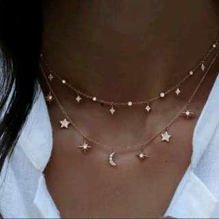 INSTOCK Star Necklace