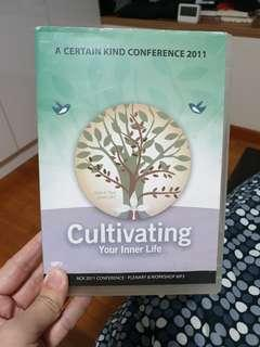🚚 CEFC Cultivating Your Inner Life - Plenary & Workshop MP3