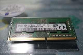 SK Hynix 4GB DDR4 2400 SODIMM Ram dell