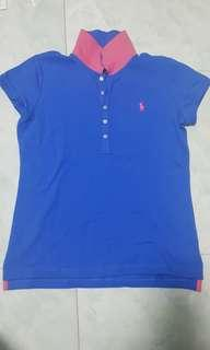 🚚 Brand new authentic Ralph Lauren Polo Tee XL (16) or petite S ladies