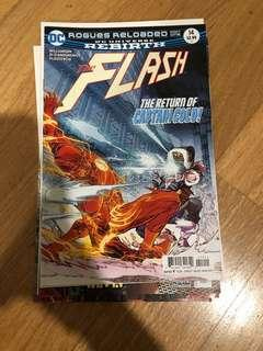 DC Rebirth : Flash #14, #18, #19, #23 ; Wonder Woman #6-7, #19-20 ; Supergirl #1 ; Deathstroke #1 (Selling each for RM5, buy all 10 for RM40)