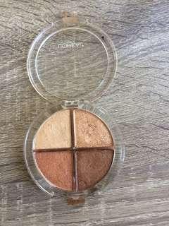 L'oreal eye shadow quad