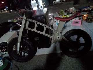 First Bike Fiber Technology