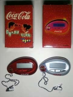 🚚 Cocacola可口可樂 Call機