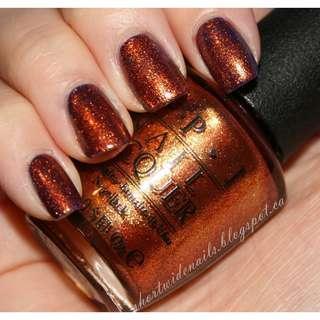 OPI - A Woman's Prague-ative ; Nail Lacquer