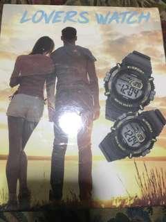 2 pcs watches