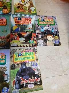 🚚 Young Scientists Level 3 issues 141 to 150