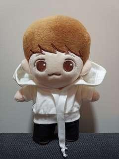 White Doll Hoodie