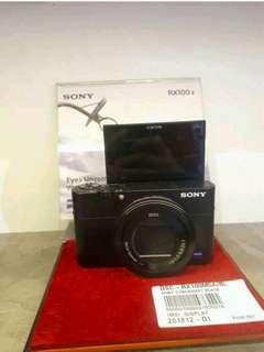 Kamera Sony RX100M5 PROMO (Cicilan Murah Tanpa CC)