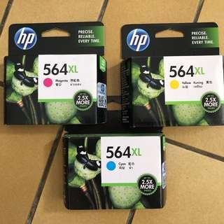 HP 564 XL Printer ink