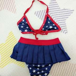 Bikini Baby Supergirl