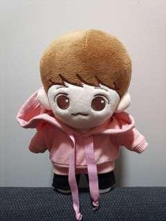 Pink Doll Hoodie